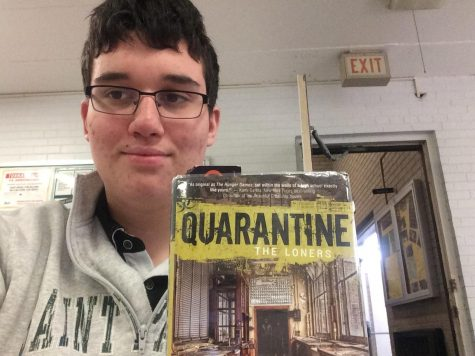 Readers hope for sequel to 'Quarantine: The Loners'