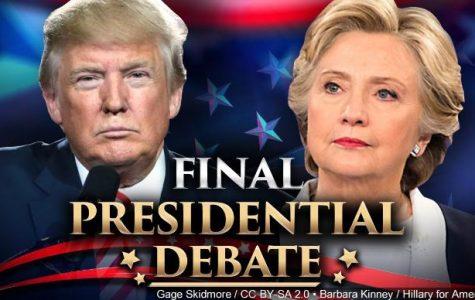 Final debate pushes Clinton ahead in polls