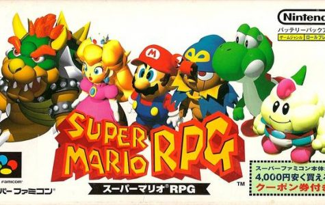 Super Mario RPG hits mark for '90's gamers