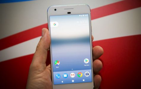 Google's Pixel competes with iPhone
