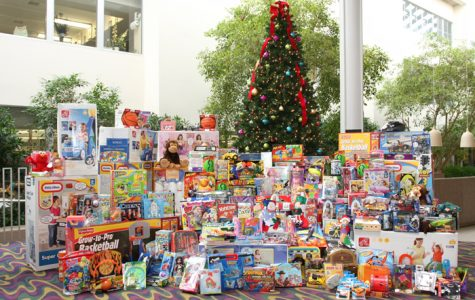 Students asked to donate toys