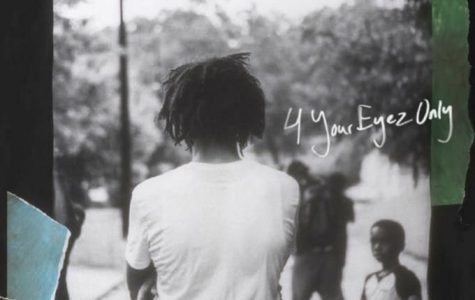 J Cole drops '4 Your Eyez Only'.