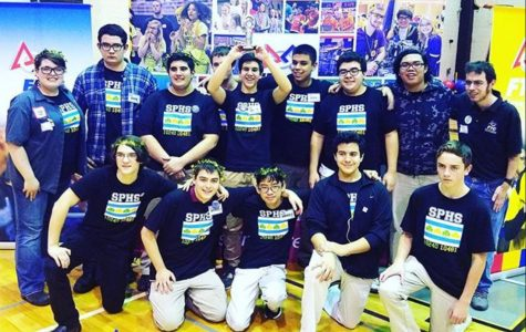 Robotics goes down state