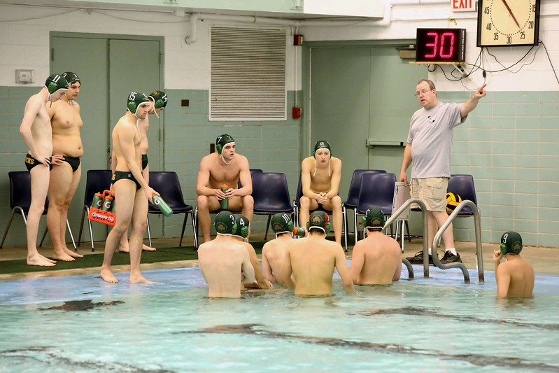 Water Polo team hopes to kick out competition