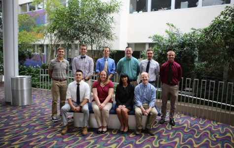 Shamrocks welcome new faculty