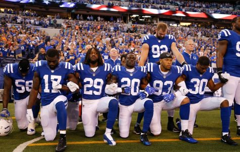 NFL protests reach new heights