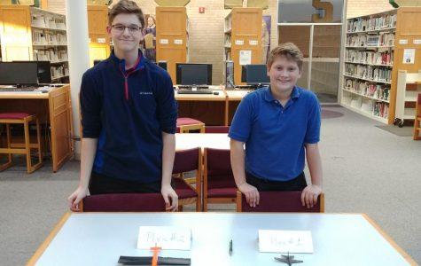 Freshmen compete in 3-D airplane contest