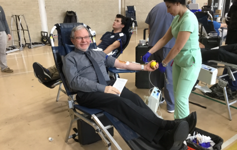 Blood drive saves 345 lives