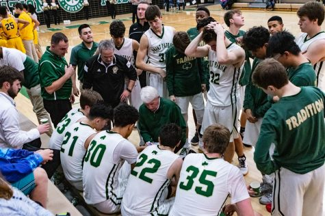 Shamrocks surge to 5-1 in conference