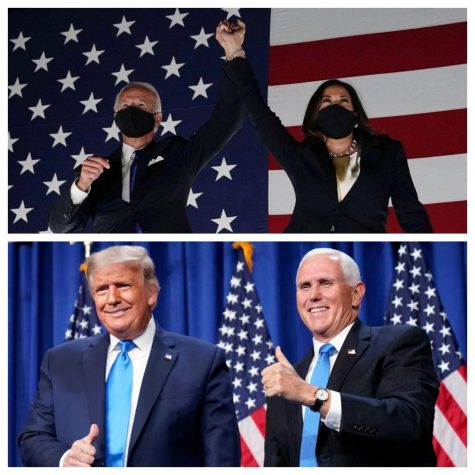 Democrats nominate Biden, Republicans nominate Trump for 2020 Election