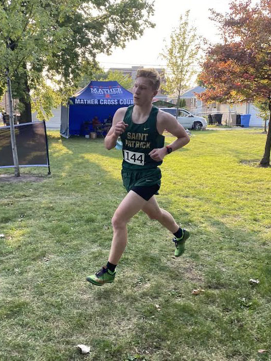 Shamrock Cross Country Finishes 4th as a Team in Mather Invitational