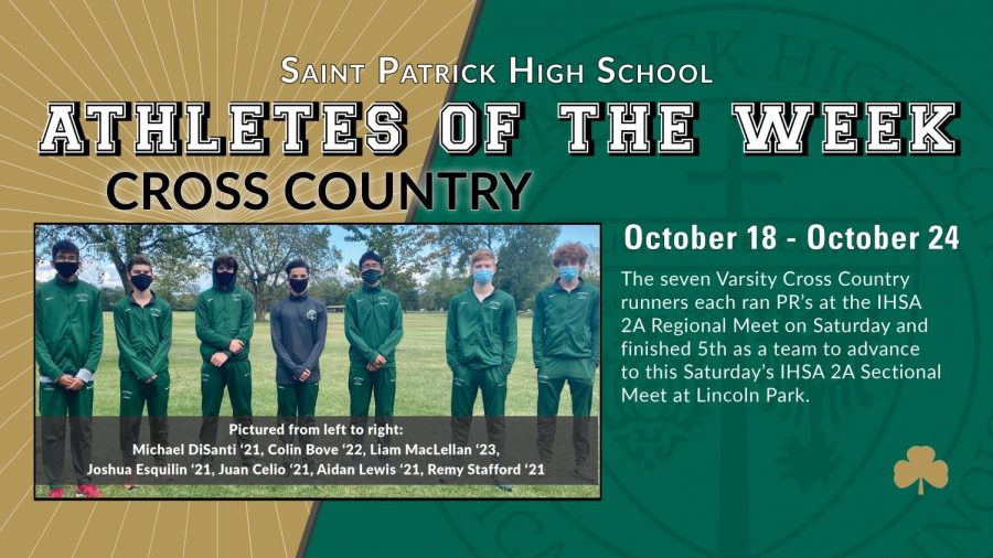 All Seven Shamrock Cross Country Runners Set Personal Records at Conference