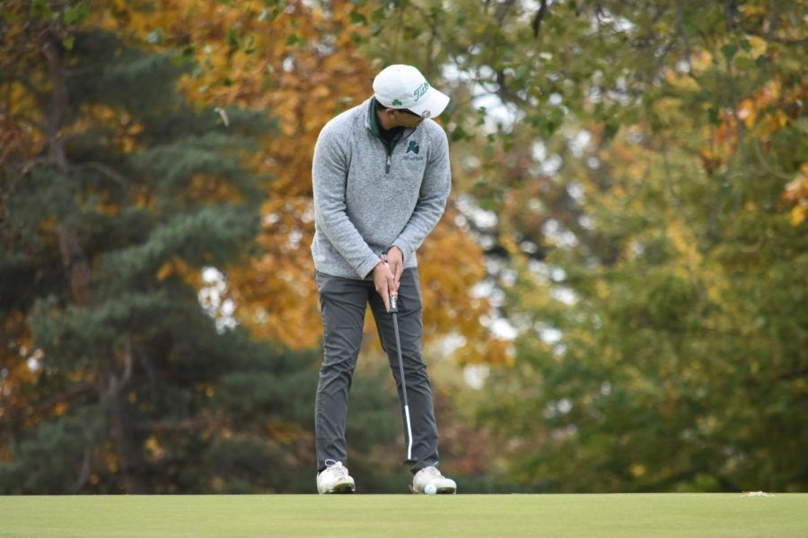 Three Shamrock Golfers Represent Saint Patrick at Sectionals