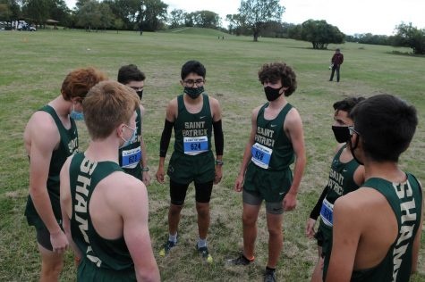 Cross Country Heads into Conference Championships