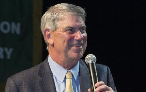Dr. Joseph Schmidt Stepping Down as President after 54 Years at Saint Patrick