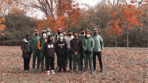Saint Patrick Cross Country Runners Grateful for Season