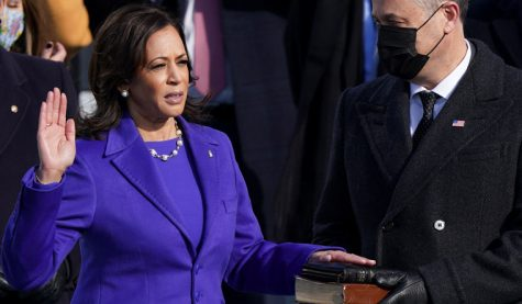 Kamala Harris Makes History as First Female Vice President