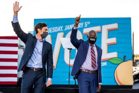 Democrats Take Control of Senate After Georgia Flips Blue