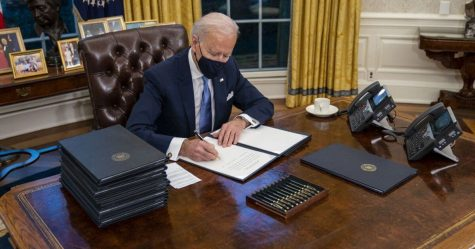 Setting the Tone in the Biden Administration's First 100 Days
