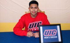Senior Joshua Torres Commits to Play Division I Soccer at UIC