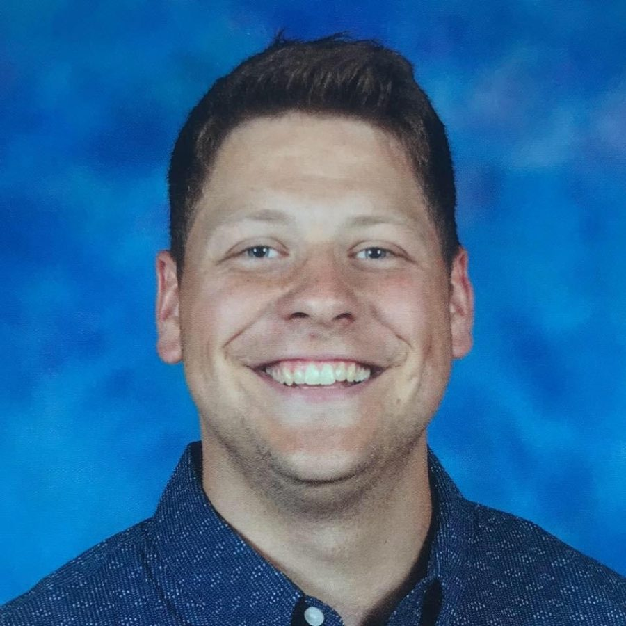 Paul Csongradi '12 to Take on New Administrative Position